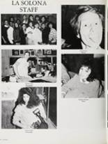 1988 Central Union High School Yearbook Page 110 & 111