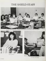 1988 Central Union High School Yearbook Page 126 & 127
