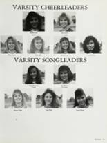 1988 Central Union High School Yearbook Page 136 & 137