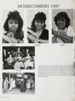 1988 Central Union High School Yearbook Page 142 & 143