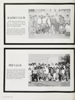 1988 Central Union High School Yearbook Page 154 & 155