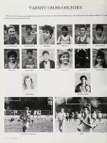 1988 Central Union High School Yearbook Page 176 & 177