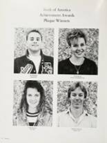 1988 Central Union High School Yearbook Page 254 & 255
