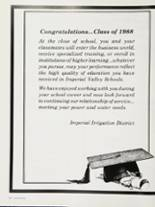 1988 Central Union High School Yearbook Page 270 & 271