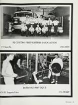 1988 Central Union High School Yearbook Page 286 & 287