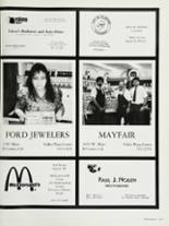 1988 Central Union High School Yearbook Page 294 & 295