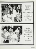 1988 Central Union High School Yearbook Page 306 & 307