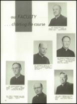 1962 Chanel High School Yearbook Page 24 & 25