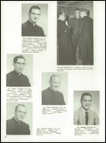 1962 Chanel High School Yearbook Page 26 & 27