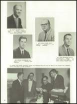 1962 Chanel High School Yearbook Page 28 & 29