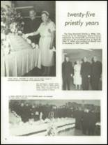 1962 Chanel High School Yearbook Page 30 & 31