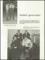 1962 Chanel High School Yearbook Page 38 & 39