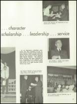 1962 Chanel High School Yearbook Page 40 & 41