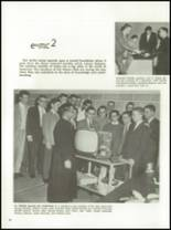 1962 Chanel High School Yearbook Page 42 & 43