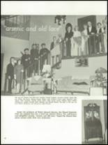 1962 Chanel High School Yearbook Page 46 & 47