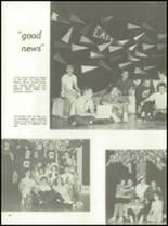1962 Chanel High School Yearbook Page 48 & 49