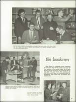 1962 Chanel High School Yearbook Page 50 & 51