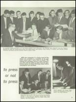 1962 Chanel High School Yearbook Page 52 & 53
