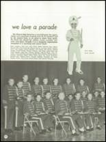 1962 Chanel High School Yearbook Page 54 & 55