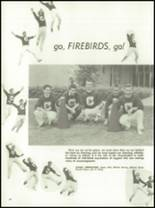 1962 Chanel High School Yearbook Page 56 & 57
