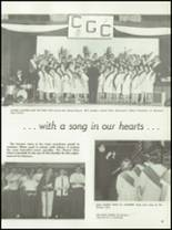 1962 Chanel High School Yearbook Page 58 & 59