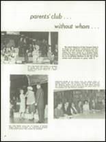 1962 Chanel High School Yearbook Page 62 & 63