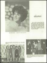 1962 Chanel High School Yearbook Page 64 & 65