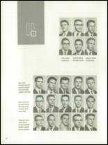 1962 Chanel High School Yearbook Page 68 & 69