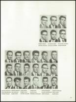 1962 Chanel High School Yearbook Page 70 & 71