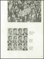 1962 Chanel High School Yearbook Page 72 & 73