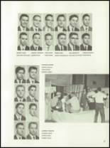 1962 Chanel High School Yearbook Page 78 & 79