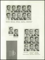 1962 Chanel High School Yearbook Page 80 & 81
