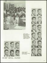 1962 Chanel High School Yearbook Page 82 & 83