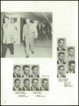 1962 Chanel High School Yearbook Page 84 & 85