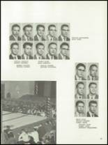1962 Chanel High School Yearbook Page 86 & 87