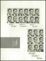 1962 Chanel High School Yearbook Page 88 & 89