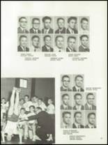 1962 Chanel High School Yearbook Page 90 & 91