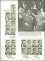 1962 Chanel High School Yearbook Page 92 & 93
