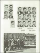 1962 Chanel High School Yearbook Page 94 & 95