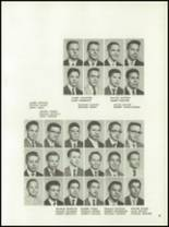1962 Chanel High School Yearbook Page 96 & 97