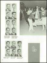 1962 Chanel High School Yearbook Page 98 & 99