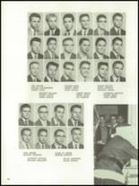 1962 Chanel High School Yearbook Page 100 & 101