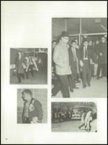 1962 Chanel High School Yearbook Page 102 & 103