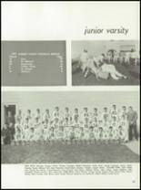 1962 Chanel High School Yearbook Page 110 & 111