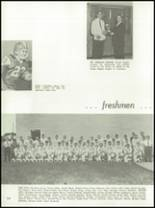 1962 Chanel High School Yearbook Page 114 & 115