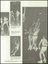 1962 Chanel High School Yearbook Page 120 & 121