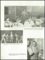 1962 Chanel High School Yearbook Page 122 & 123