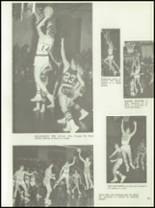 1962 Chanel High School Yearbook Page 124 & 125