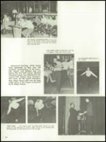 1962 Chanel High School Yearbook Page 130 & 131
