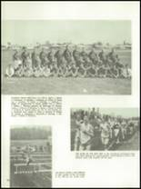 1962 Chanel High School Yearbook Page 134 & 135